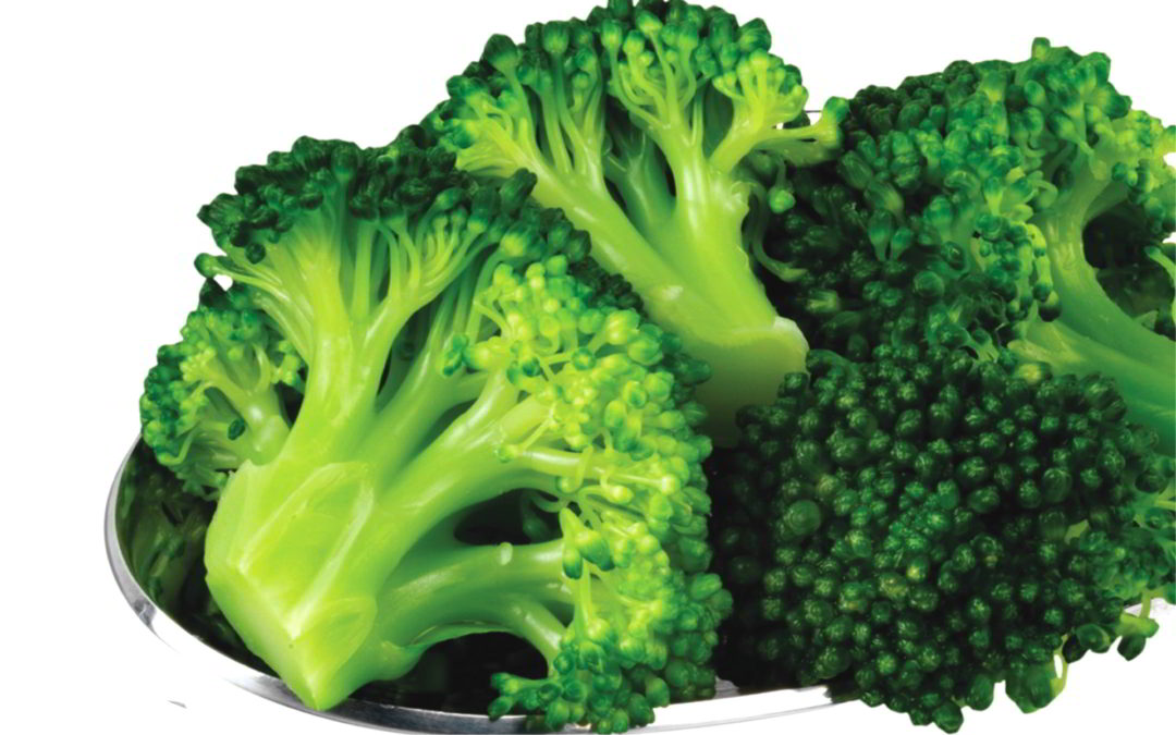 Brócoli Propiedades y beneficios para la salud.