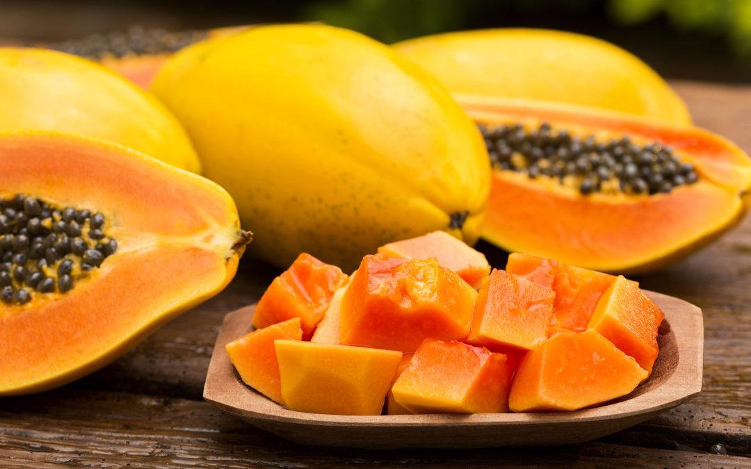 Papaya 10 beneficios